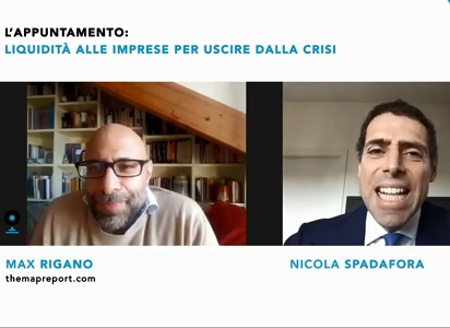 Intervista dell'Avv. Nicola Spadafora a The Map Report