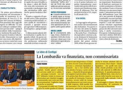 16 aprile, Libero intervista l'Avv. Nicola Spadafora