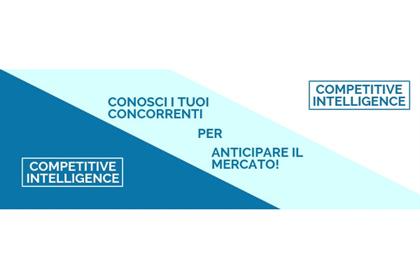 Diventa piu competitivo con la competitive intelligence