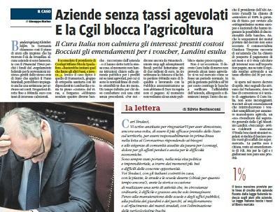 Rassegna stampa: Confapi Milano portavoce delle istanze delle Pmi
