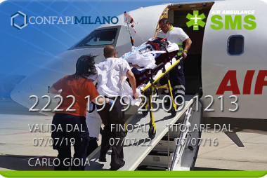 Trasporto sanitario a 360 gradi: scopri la nuova convenzione con Air Ambulance SMS