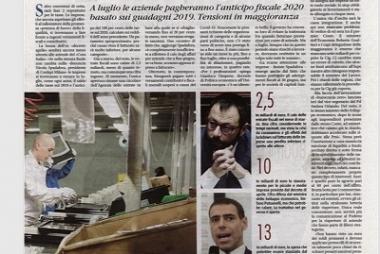 4 maggio 2020, l'Avv. Spadafora intervistato  su Il Giornale